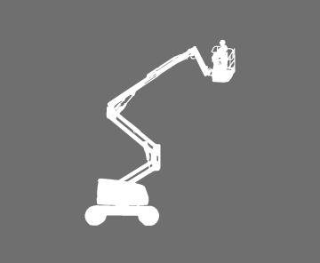 Immagine Piattaforme semoventi articolate elettriche