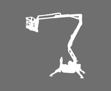 Immagine Piattaforme semoventi ragno