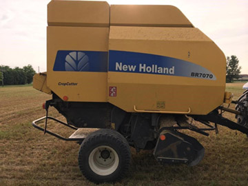 Immagine NEW HOLLAND BR7070